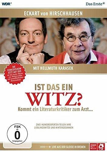 Eckart von Hirschhausen mit Hellmuth Karasek – Ist das ein Witz? [2 DVDs]
