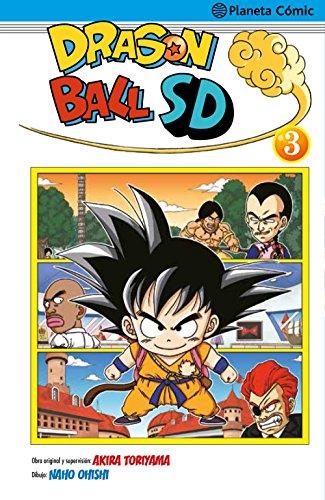 Dragon Ball SD nº 03 (Manga Shonen)
