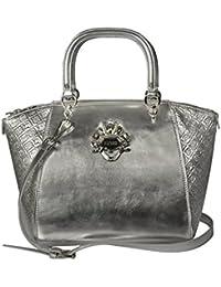 cdbece06f4a1 SILVIO TOSSI - Swiss Label   Hochwertige Leder Handtasche für Damen   Leder  Schultertasche   Original…