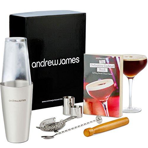 Andrew James Premium Cocktail Set