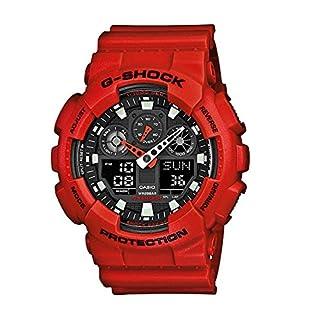 Casio G-Shock Men's Watch GA-100B-4AER (B005FEY8YK)   Amazon Products