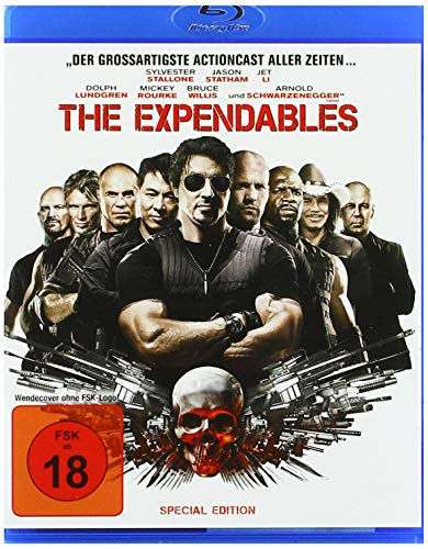 The Expendables (Special Edition, Softbox) [Blu-ray] Super Softbox