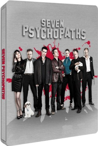 Seven Psychopaths - Steelbool Limited Edition