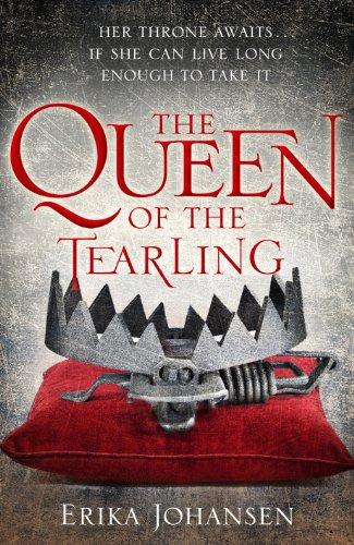 Buchseite und Rezensionen zu 'The Queen Of The Tearling' von Erika Johansen