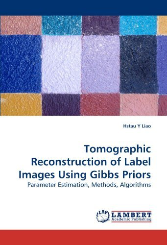 Tomographic Reconstruction of Label Images Using Gibbs Priors: Parameter Estimation, Methods, Algorithms by Hstau Y Liao (2009-11-10)