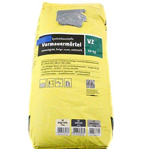 30kg VZ Vormauermörtel - beige stuhr
