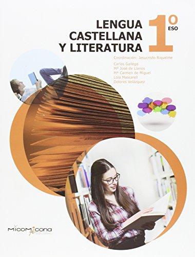 Lengua Castellana y Literatura 1º ESO por Carlos Gallego