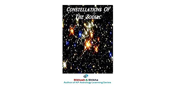 Buy Constellations of the Zodaic: Volume 3 (Kp Astrology