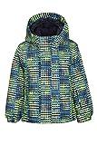 Killtec Jungen Stripy Mini Ski Funktionsjacke, himmelblau, 122/128