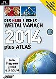 Der neue Fischer Weltalmanach & Atlas 2014