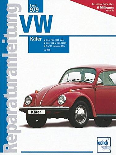 Motoren-bücher (VW Käfer (Reparaturanleitungen))