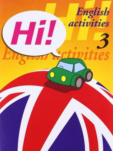 Hi! English Activities 3