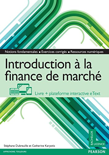 Introduction à la finance de marché : ...