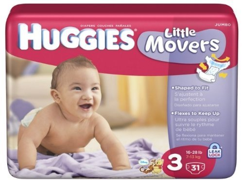 kimberly-clark-105170-huggies-diaper-ultra-trim-size-3-pack-of-14-by-kimberly-clark