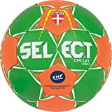Select Circuit Gewichts-Handball, grün/Orange/Weiß, 2-500 g