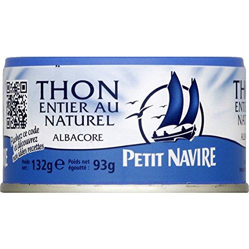 Thon albacore au naturel - ( Prix Unitaire ) - Envoi Rapide Et Soignée