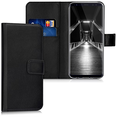 kwmobile forma parte de una empresa alemana que ofrece accesorios originales para diferentes tipos de dispositivos electrónicos. Entre su gama de productos encontrarás justo lo que estabas buscando.PropiedadesFINO CUERO ARTIFICIAL: El cover plegable ...