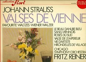 Valses de Vienne, Fritz Reiner