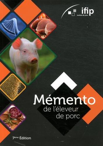 Mémento de l'éleveur de porc
