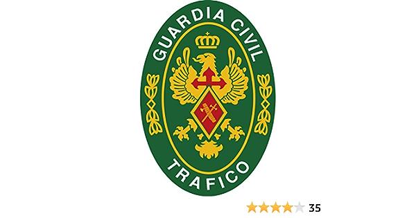 Artimagen Aufkleber Oval Logo Verkehrsschutz 45 X 65 Mm Auto