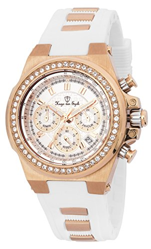 Hugo von Eyck ladies chronograph Cygni HE210-386