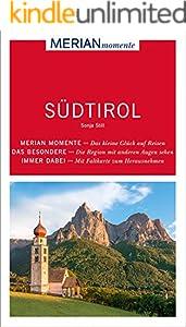 MERIAN momente Reiseführer Südtirol