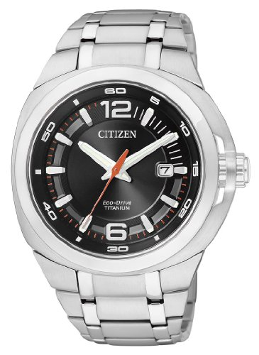 Citizen Herrenarmbanduhr Super Titanium BM0980-51E