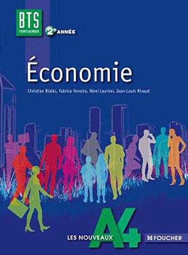 Economie BTS Tertiaires 2e année par Christian Bialès, Fabrice Ferreira, Rémi Leurion, Jean-Louis Rivaud