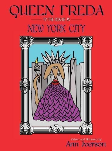 Queen Freda to the Rescue in New York City (Queen Tiere City)