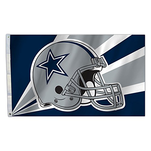 NFL Dallas Cowboys 3-by-5-foot Flagge