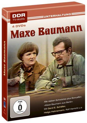 Maxe Baumann - Die komplette Serie [4 DVDs]