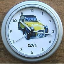 Reloj de pared de cuarzo Citroen 2CV6