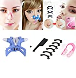 SBE Nose Up Clip Shaping Shaper Lifting Bridge Straightening Beauty Nose Clip, Diving