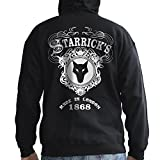 ABYstyle ABYstyleABYSWE022-Sabysse Assassin's Creed Starrick - Sudadera para hombre (talla pequeña)