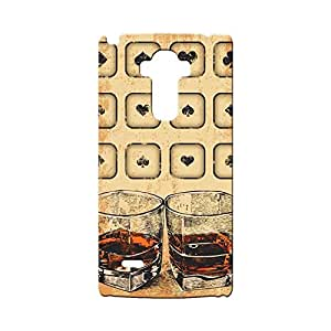 BLUEDIO Designer Printed Back case cover for LG G4 Stylus - G5716