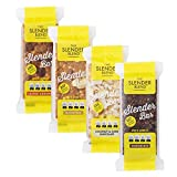 PROTEIN WORLD High Protein Natural Weight Loss Bars 12 x 60g Bars Mixed Flavours Variety Pack