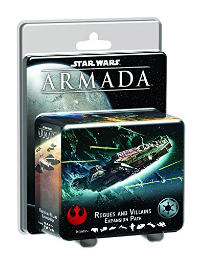 Preisvergleich Produktbild Star Wars Armada: Rogues and Villains Expansion Pack
