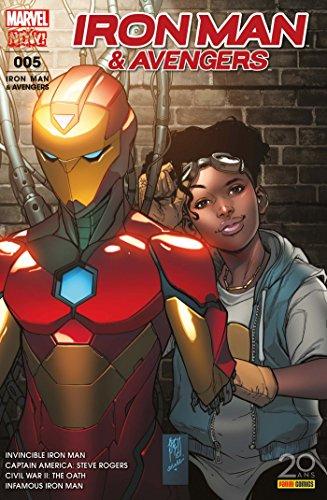 Iron Man & Avengers nº5