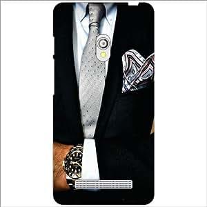 Back Cover For Asus Zenfone 5 (Printland)