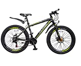 Flying 21 speeds Mountain Bikes Bicycles Shimano Alloy Frame with Warranty (Green Black)