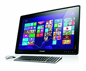 "Lenovo Horizon 2s 1.7GHz i5-4210U 19.5"" 1920 x 1080Pixel Touch screen Nero, Argento PC All-in-one"