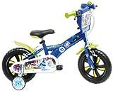 """Disney Monsters University Fahrrad Kinder Blau 12"""""""