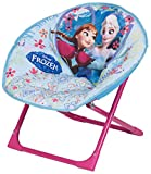 Best Disney Folding Chairs - Disney Designs Frozen Moon Chair with Material Finish Review