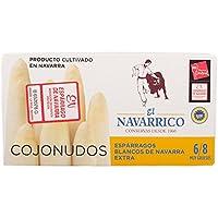 EL Navarrico Esparrago Extra de Navarra - Paquete de 24 x 20.83 gr - Total: 500 gr abc