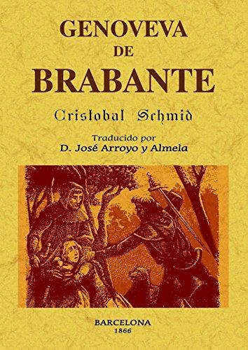 Genoveva de Brabante por Cristóbal Schmid