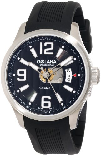 Golana Swiss Men's AD300-3 Advanced Pro 300 Stainless Steel Watch