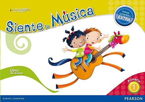 Siente La Música 1. Libro Del Alumno - Edición LOMCE - 9788420564036 por Fernando Martín de Argenta Pallarés