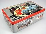 Cars 2 Disney Blechdose Keksdose Mehrzweckbox eckig 20,2x13,2x6,7cm Finn McMissile