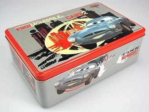 Cars 2 Disney Blechdose Keksdose Mehrzweckbox eckig