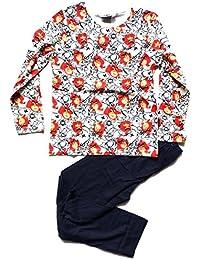 Angry Birds Garçon Pyjama 2016 Collection - bleu